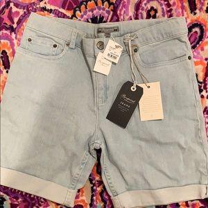 Bonpoint Bermuda boys jeans shorts